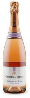 Gratien & Meyer Crement de Loire Brut Rose 750ml